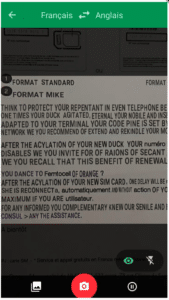 explota tu teleofno traduciendo textos con google translate y tu camara