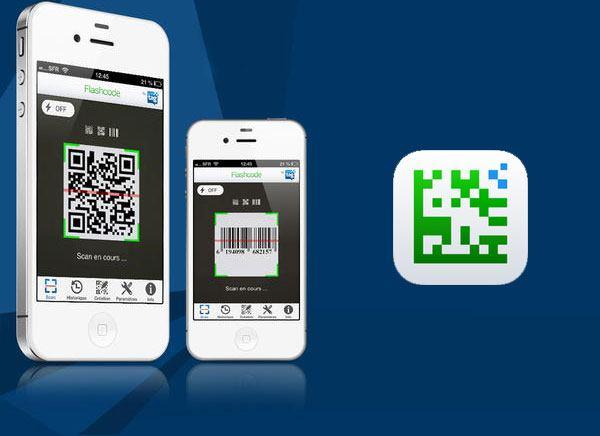 escanear los codigo de barra con tu iphone