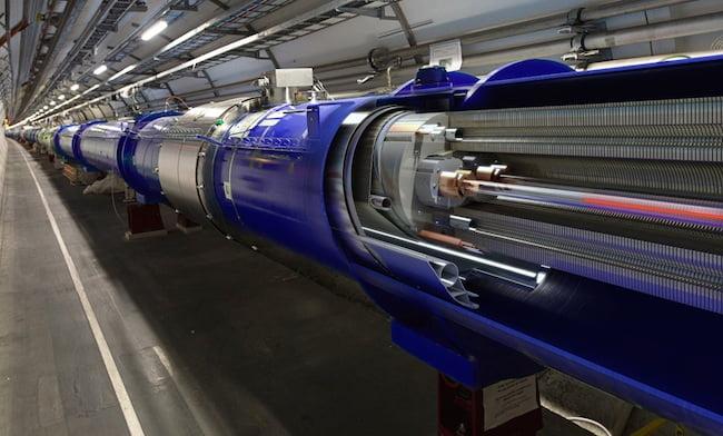 uso criogénico de electroimán superconductor